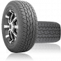 Легкогрузовая шина Toyo OPEN COUNTRY A/T+ 265/75 R16C 119/116 S