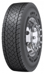 Good Year KMAX D Gen-2 315/80R22,5 156/154L ведущая PR