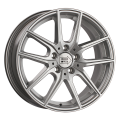 1000 Miglia MM041 6,5x16 5x112 ET42 57,1 Black Polished