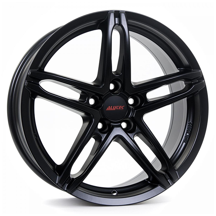 Легковой диск Alutec Poison 7x17 5x112 ET38 70,1 Racing Black